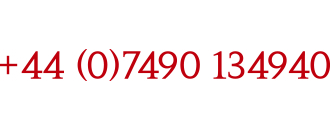 +44 (0)7490 134940