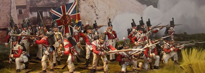 """23rd regiment of foot """"Royal Welch Fusilers"""""""