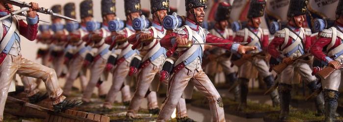 4th Swiss Regiment. Peninsular War