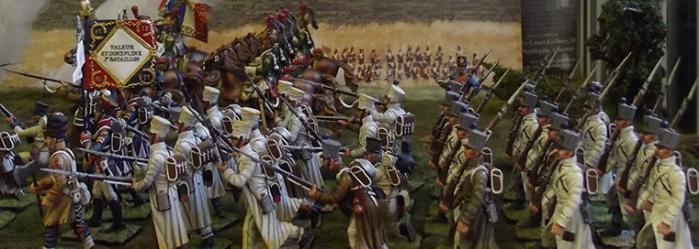 French 86eme Regiment d'infanterie de ligne