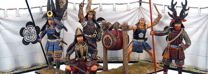 Samurai Oda Nobunaga Oda Nobunaga Clan Discounted