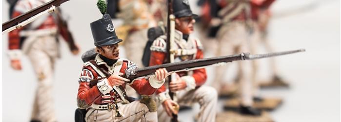 W Britains Napoleonic