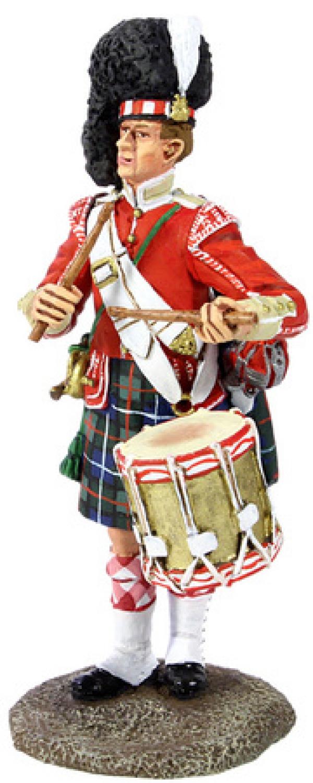 10046 - 78th Highland Regiment Drummer, 1870