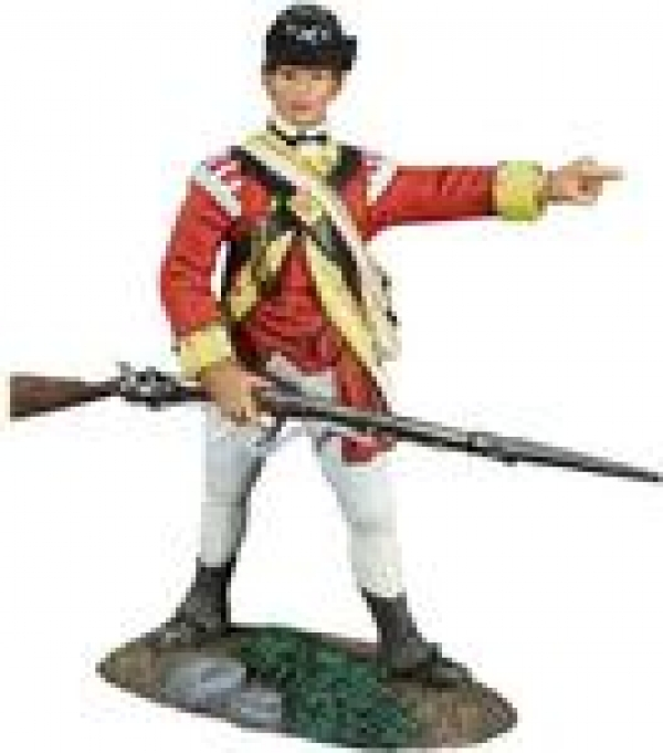 18042 - British 10th Foot Light Infantry NCO No.1
