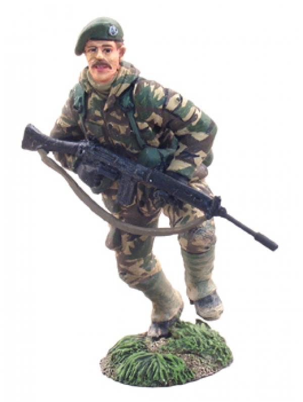 24000 - British Royal Marine Commando, Falklands, 1982