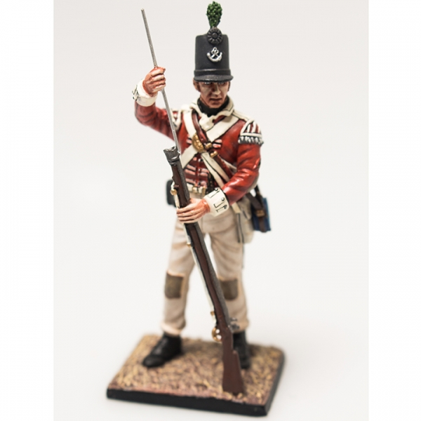 Nap 02- British 43rd Foot Light Infantry Private