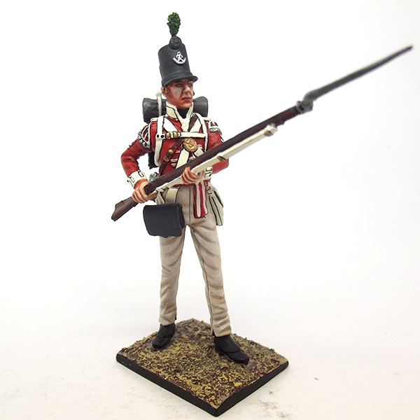 Nap 05- British 43rd Foot Light Infantry Sergeant