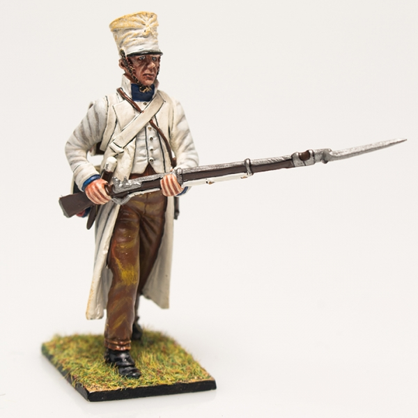 Nap 16b - French 86th Line Fusilier Advancing