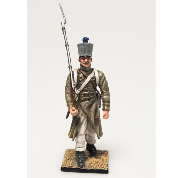 Nap 19b - French Line Fusilier Marching