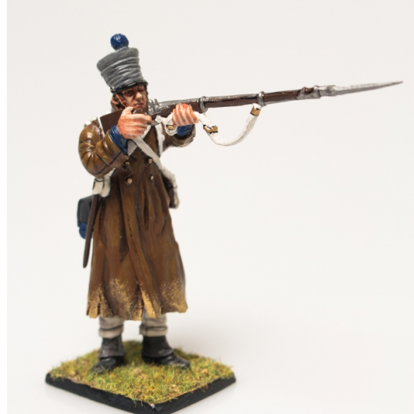 Nap 22b - French 86th Line Fusilier standing Firing