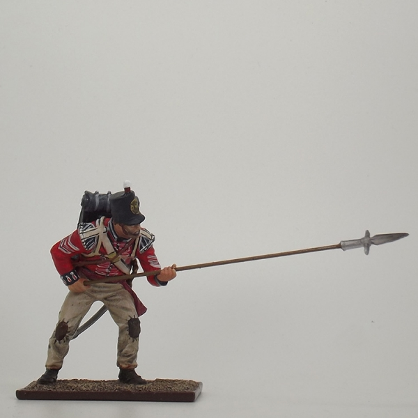 Nap 46 Royal Welch Fusilier Sergeant with Pike