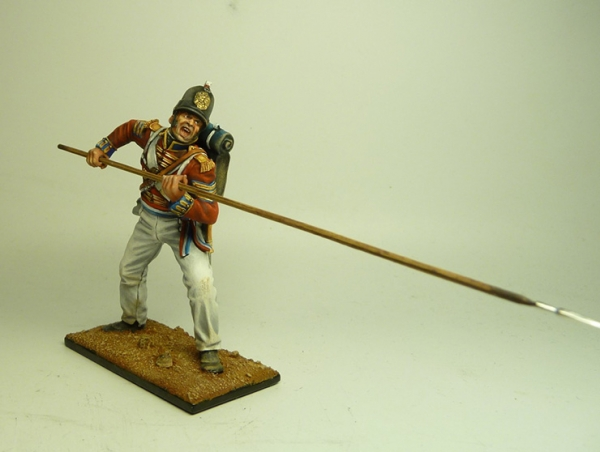 Pen 17 - 3rd Foot Guards Sergeant
