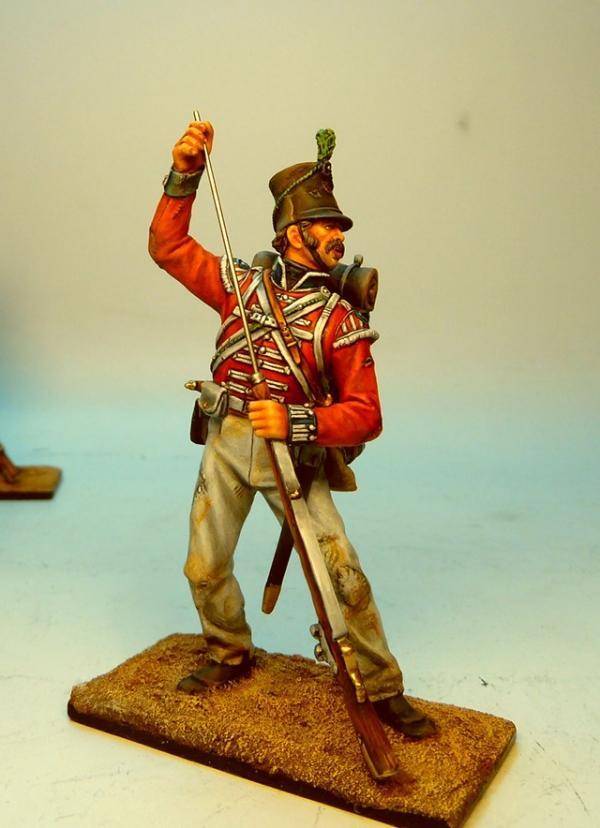 PEN 21 Kings German Legion Sharpshooter