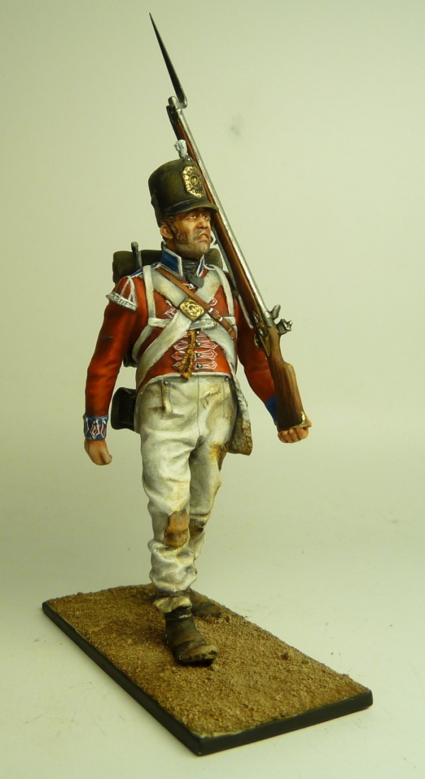 Pen 6 Royalwelch Fusilier Marching