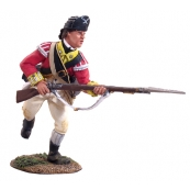 18014 - British 10th Foot Light Infantry Charging No.1
