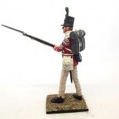 Nap 05- British 43rd Foot Light Infantry Sergeant