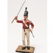 Nap 06- British 43rd Foot Light Infantry Officer