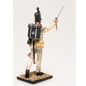 Nap 07- British 43rd Foot Light Infantry Bugler