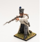 Nap 21a - French 86th Line Fusilier Kneeling Firing