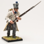 Nap 20a - French 86th Line Fusilier Advancing Crouching