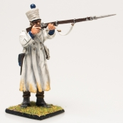 Nap 22a - French 86th Line Fusilier standing firing