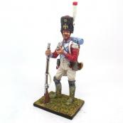 Nap 28 - 4th Swiss Grenadier Smoking