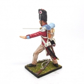 Nap 31 - 4th Swiss Grenadier Fighting with Sword