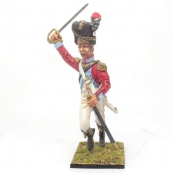 Nap 35 - 4th Swiss Grenadier Officer Charging