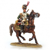 Nap 43 - Mounted sapper of the empress Dragoons