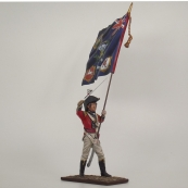 Nap 45 Royal Welch Fusilier Ensign Standard Bearer