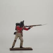 Nap 47 Royal Welch fusilier Light Company Standing Firing