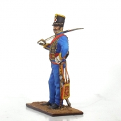 PEN 11 French 5th Hussar Officer