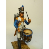 Pen 16 French Drummer Boy 42nd Line
