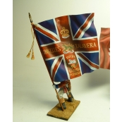 Pen 19 - 3rd Foot Guards 10th  Company Colours
