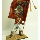 PEN 19 -  3rd Foot Guards Majors Colours