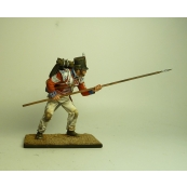 Pen 5 Royalwelch fusilier Sergeant with pike