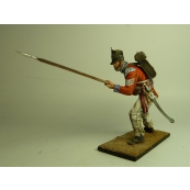 Pen 05 Royalwelch fusilier Sergeant with pike