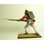 Pen 07a Royalwelch Fusilier Lunging With Bayonet